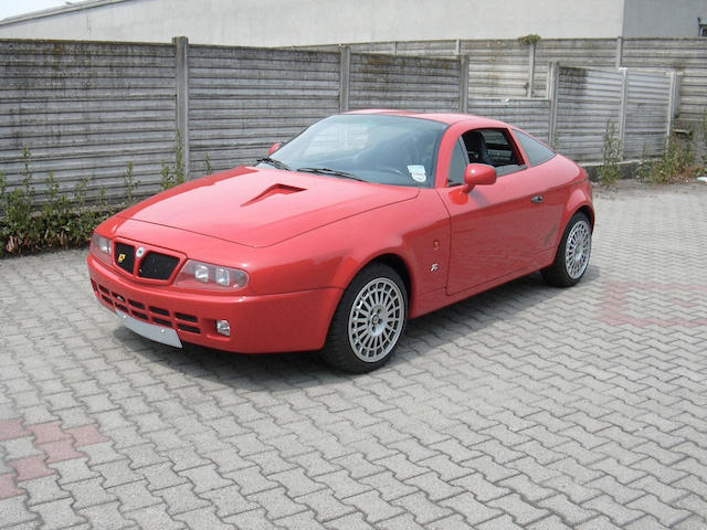 1992 Lancia Hyena Coupe To be advised