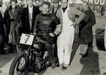 ex-Ron Harris, Senior Manx Grand Prix,1937 Norton 490cc Manx Specification Model 30  Frame no. 83156 Engine no. 80210