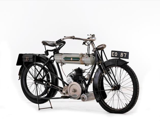 1915 Triumph 225cc Junior