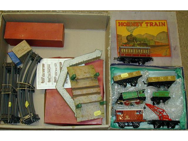 Hornby M1 Goods Set,