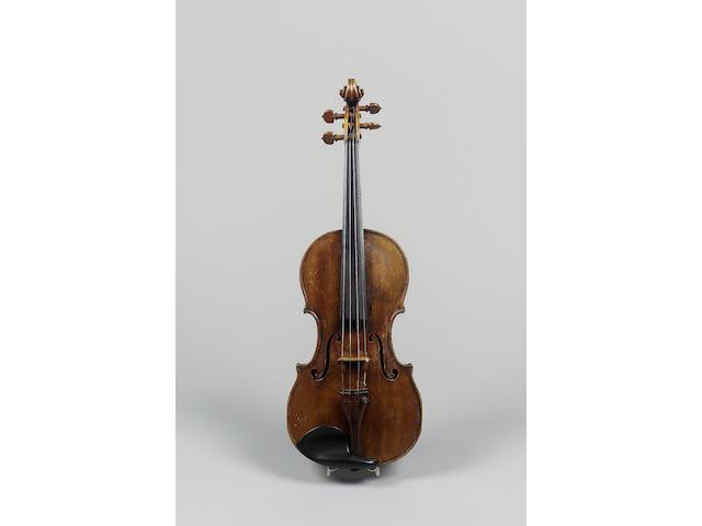 An Italian Violin by Giuseppe Marconcini Ferrara 1840