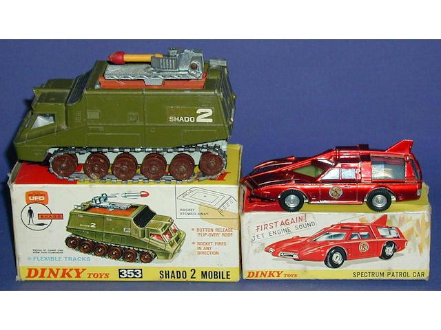 Dinky 353 Shado2 Mobile, 2