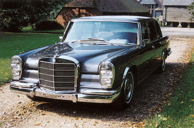 1970 Mercedes-Benz 600 Saloon  Chassis no. 100012-12-001722