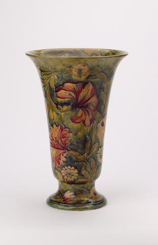 'Spanish Pattern' A Large and Impressive Vase