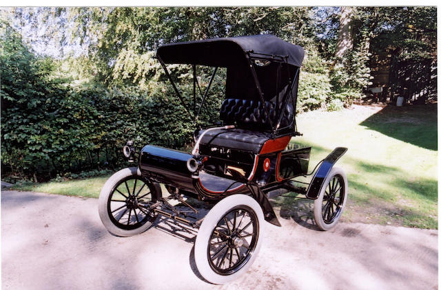 1903 Oldsmobile 5hp Curved Dash Runabout
