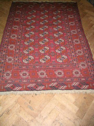 A Tekke rug West Turkestan, 170cm x 115cm