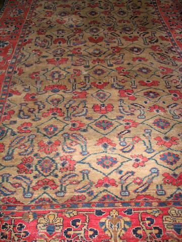 A Sarouk carpet West Persia, 325cm x 223cm