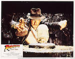 Raiders Of The Lost Ark, 1981: an original Golden Idol,