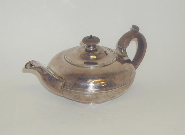A Victorian teapot, by Thomas William Dobson, 1887,