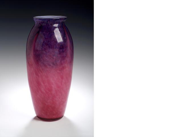 Monart,  a Vase, shape UA,
