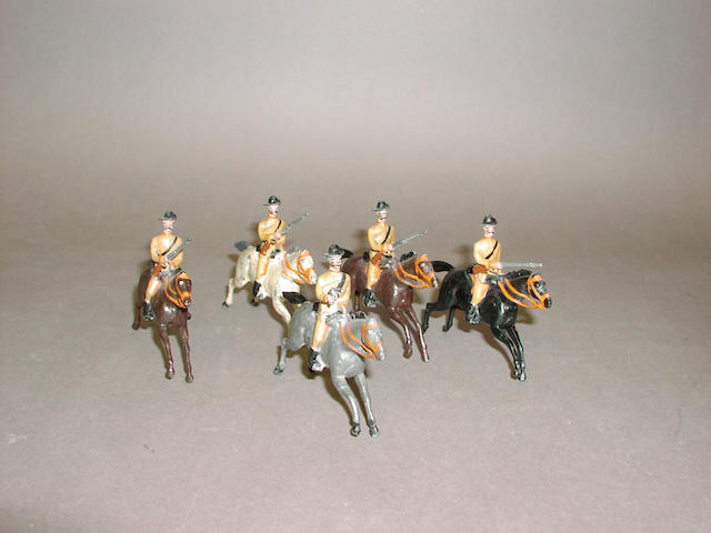Britains set 6, Boer Cavalry 5