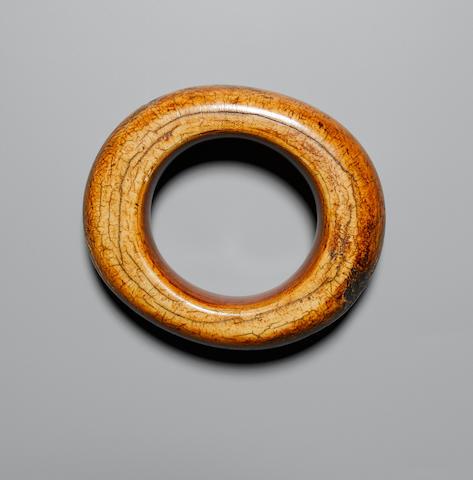 A Fine Cameroon Bracelet 12cm. diameter