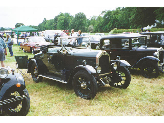 1927 Swift 10hp P-Type Tourer 29161