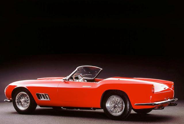 1958 Ferrari  250GT California Spider 0965 GT