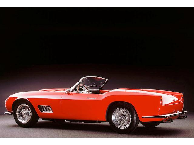 1958 Ferrari 250GT California Spider  Chassis no. 0965GT