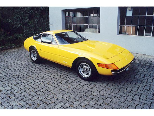 1973 Ferrari 365GTB/4A Daytona Berlinetta 16381