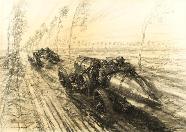 Frederick Gordon-Crosby, '1912 Grand Prix de Dieppe'