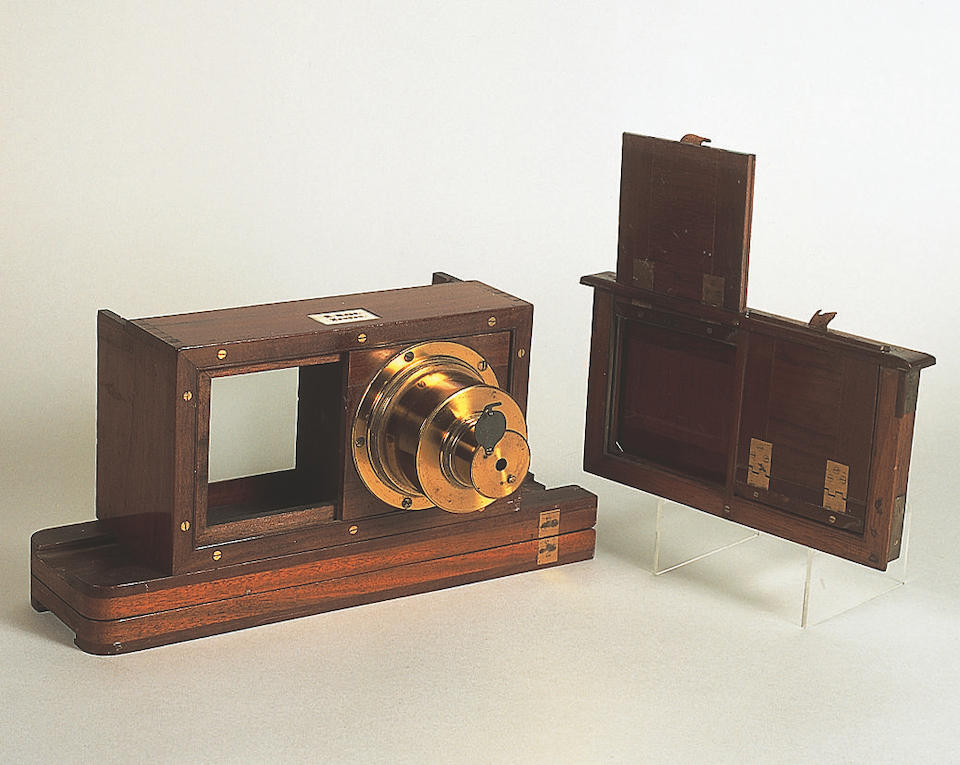 Stereo camera by Andrew Ross,
