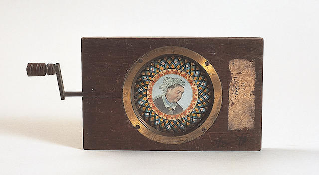 Magic Lantern slides,
