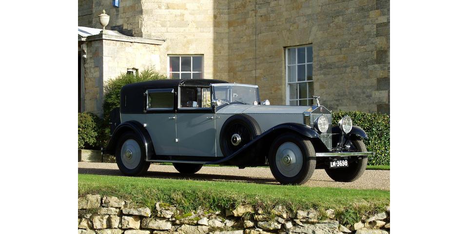 1929 Rolls-Royce  133 WD