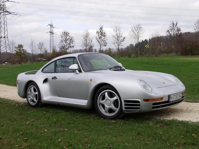 1988 Porsche