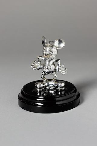A Mickey Mouse mascot, by Desmo, circa 1930,