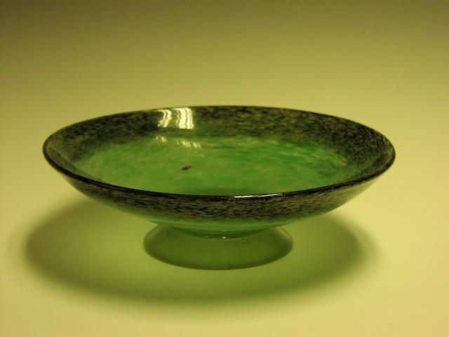 Monart, a shallow Bowl, shape EH,