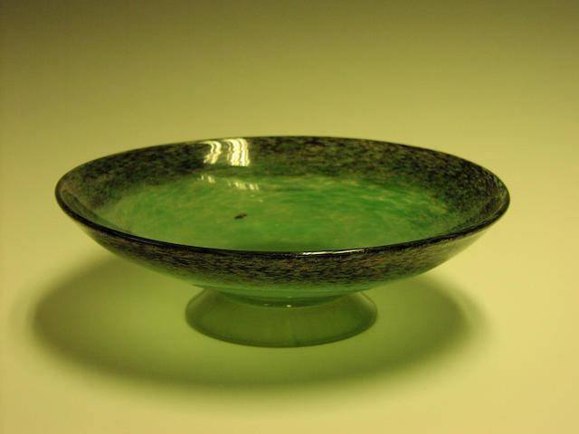Monart, a shallow Bowl, shape EH,