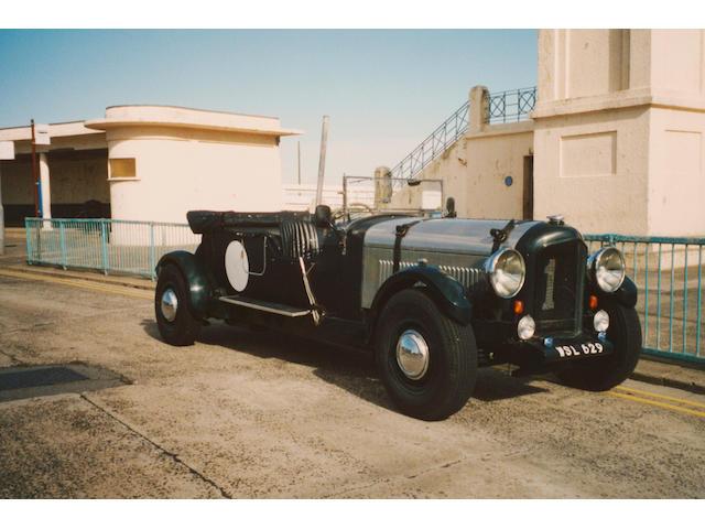 1949 Daimler DE27 Tourer  Chassis no. 51328 Engine no. P132075A