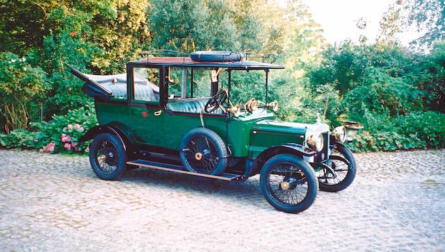 Daimler Landaulette