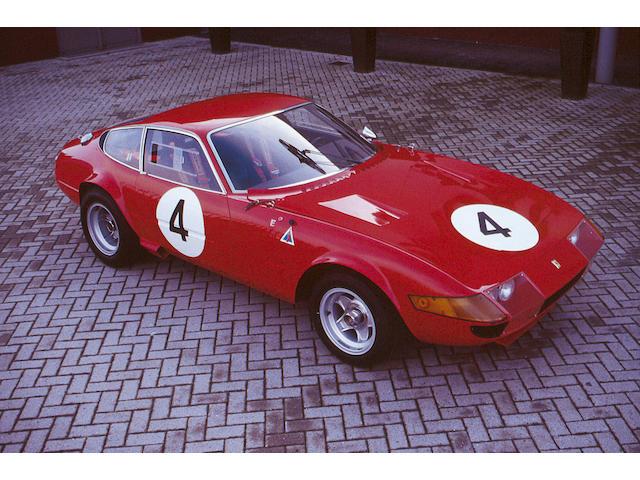 1972 Ferrari Ferrari 365GTB/4 Group 4 'Competizione-type' Berlinetta  Chassis no. 15167