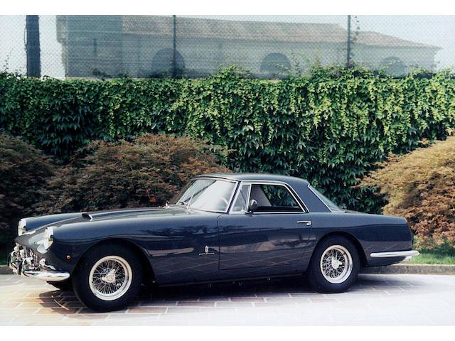 1960 Ferrari 250 GT, coupé  Chassis no. 1705 GT Engine no. 1705 GT