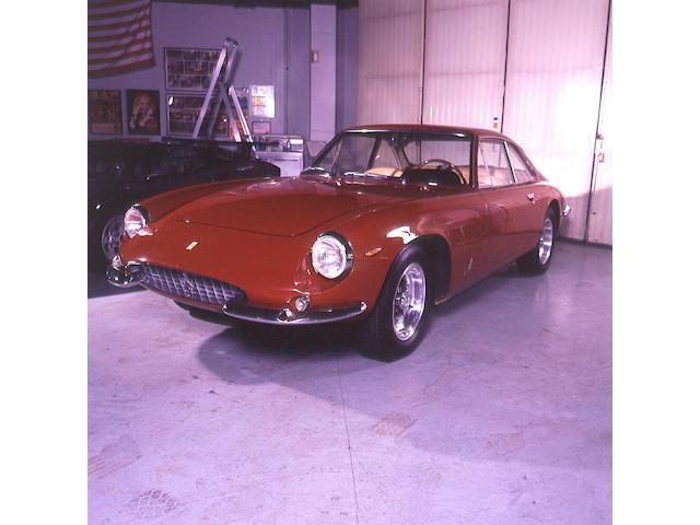 1964 Ferrari 500 Superfast  Chassis no. 5983