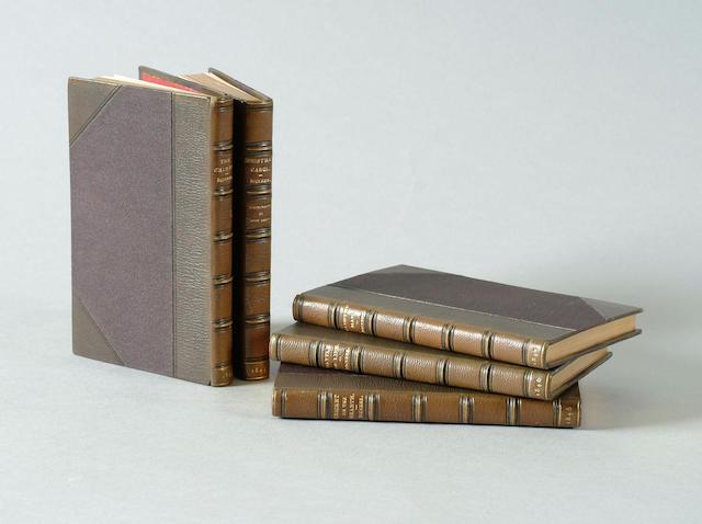 DICKENS (CHARLES) [Christmas Books] (5)