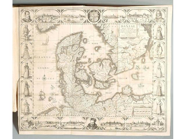 PONTANUS (JOHANNES ISAAC) Rerum Danicarum Historia Libris X...