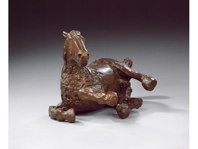 Elisabeth Frink, Chinese Horse IV, Bronze