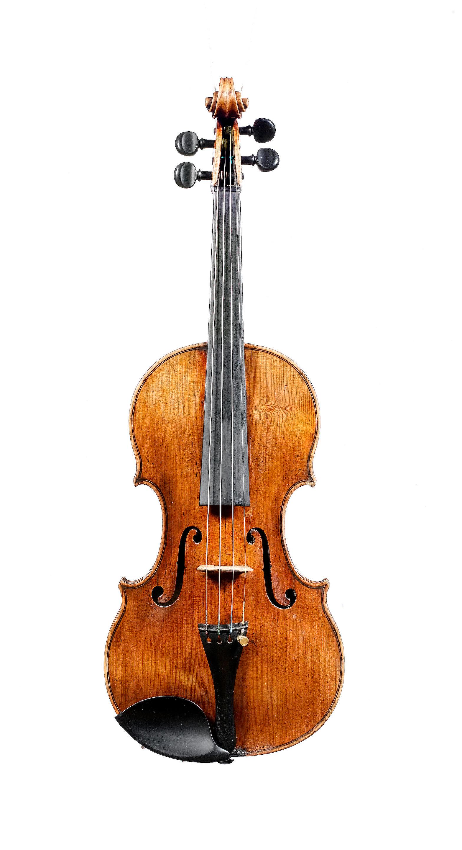 An interesting Violin ca 1760