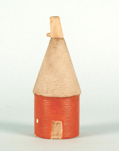 A WH Goss model of a Hop Kiln, Headcorn, Kent,