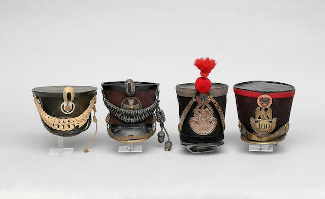 A Prussian other rank's type infantry shako