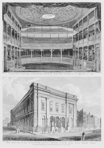 LONDON WILKINSON (ROBERT) Londina Illustrata, 2 vol.