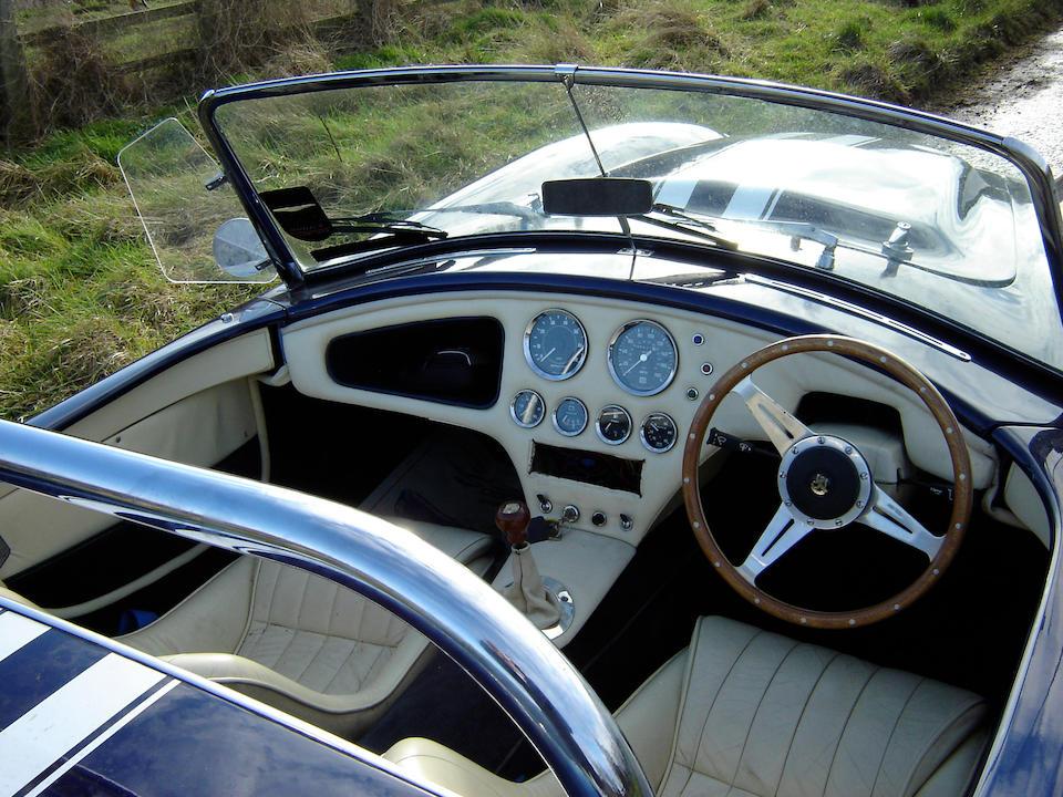 1971 Dax 'AC Cobra 427' Replica  Chassis no. 1L204248BW Engine no. 8L1 27051