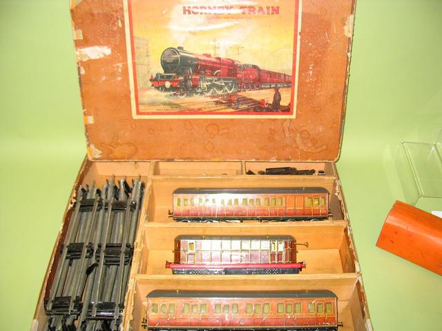 Hornby Series Metroplitan train set