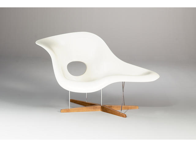 Charles Eames Chaise, for Vitra