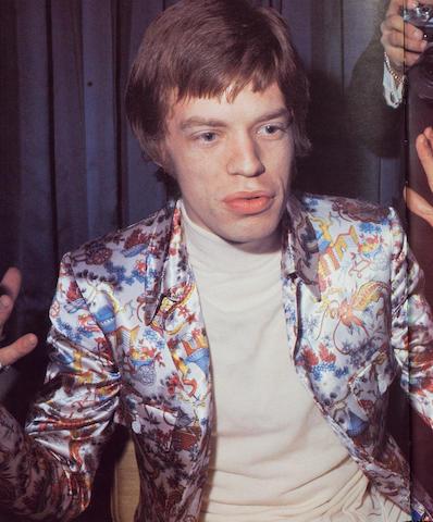 Jagger's Jacket