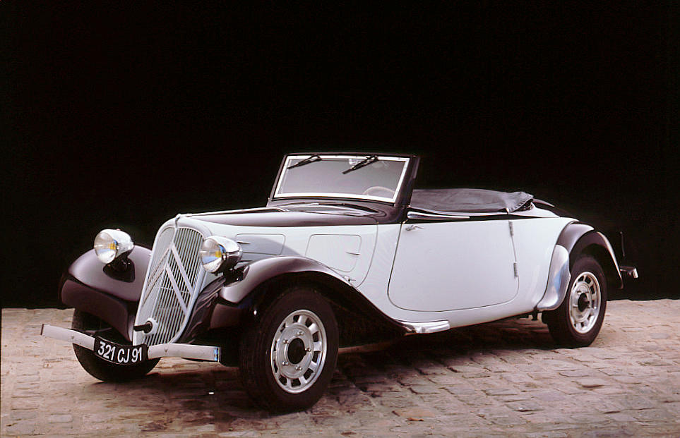 1937 Citroen 'Traction' 11BL Cabriolet Coachwork by Citroen Chassis no...