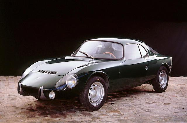 1964 René Bonnet Djet Coupe  Chassis no. 1148