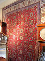 A large Tabriz Carpet,