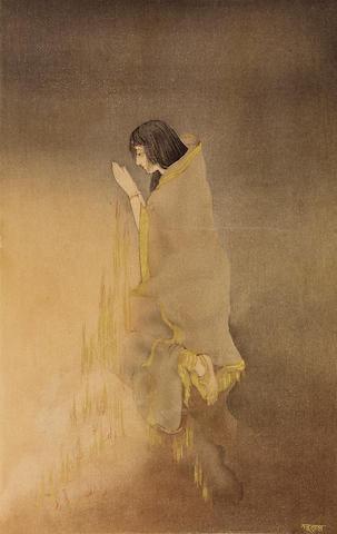 Nandalal Bose (1882-1966) Sati