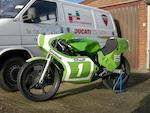The ex-Kork Ballington, World Championship-winning,1978 Kawasaki KR250 Racing Motorcycle  Frame no. to be advised