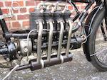 1910 FN 498cc Four-Cylinder